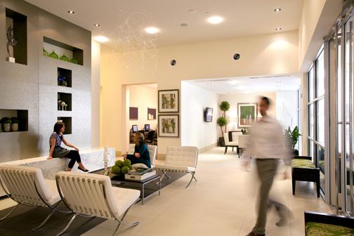High Quality Loft Leasing Office