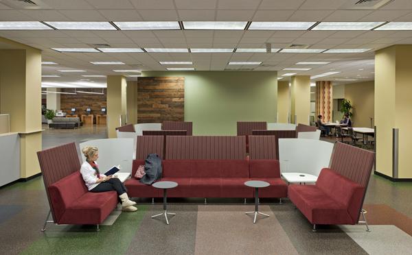 Commercial Interior Design Bennett Group Houston TX